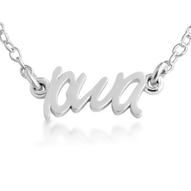 925 sterling silver necklace Iowa State
