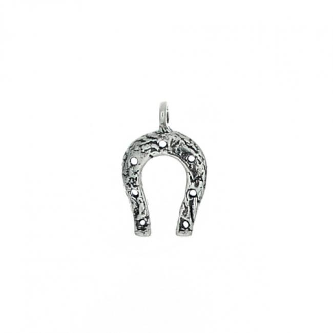 925 sterling silver necklace Lucky Seven Nail Horseshoe Country