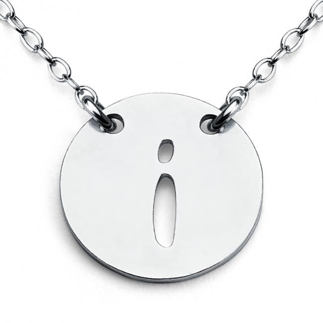 925 sterling silver necklace I Open Letter