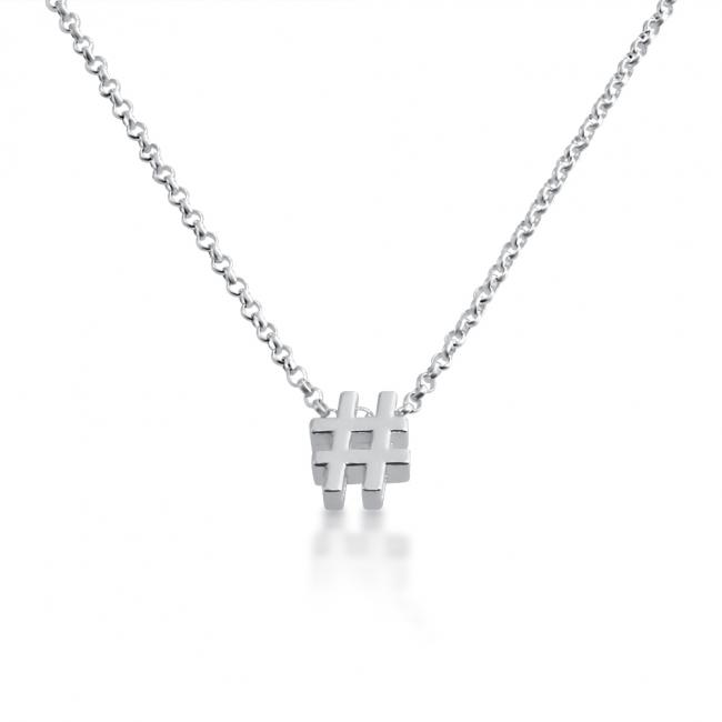 925 sterling silver necklace Initial Letter # Personalized Symbols & Letters Serif Font
