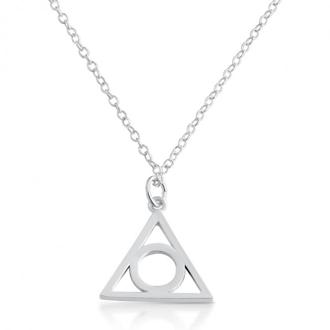925 sterling silver necklace <strong>Illuminati</strong>