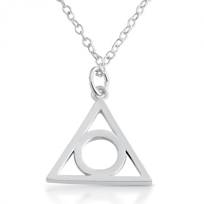 925 sterling silver necklace Illuminati