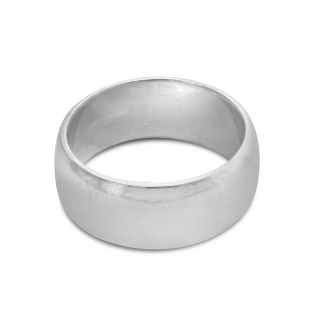 925 sterling silver ring Wedding Band 7mm