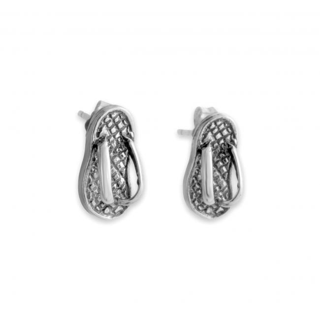 925 sterling silver earrings Slippers