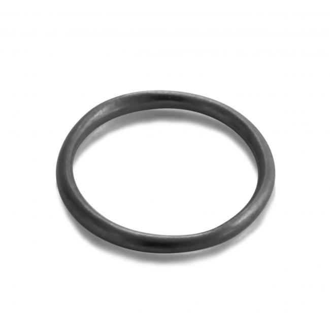 925 sterling silver ring Oxidized Stackable Ring