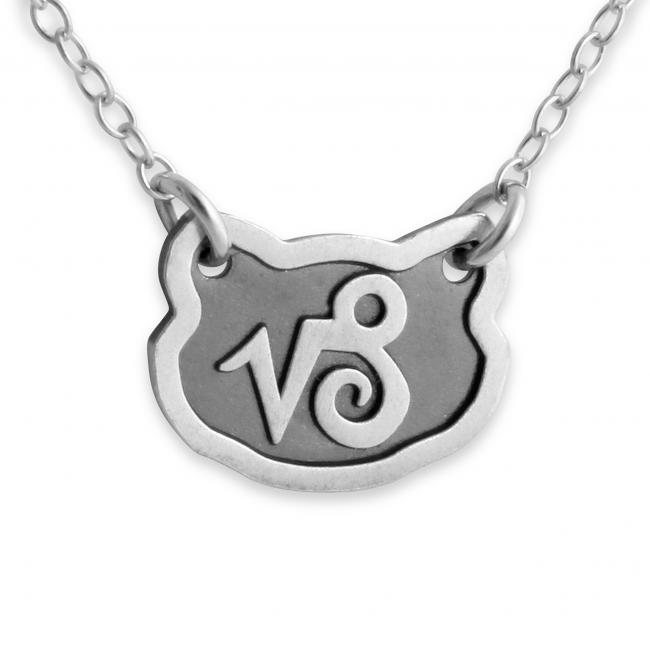 925 sterling silver necklace Capricorn Zodiac Sign