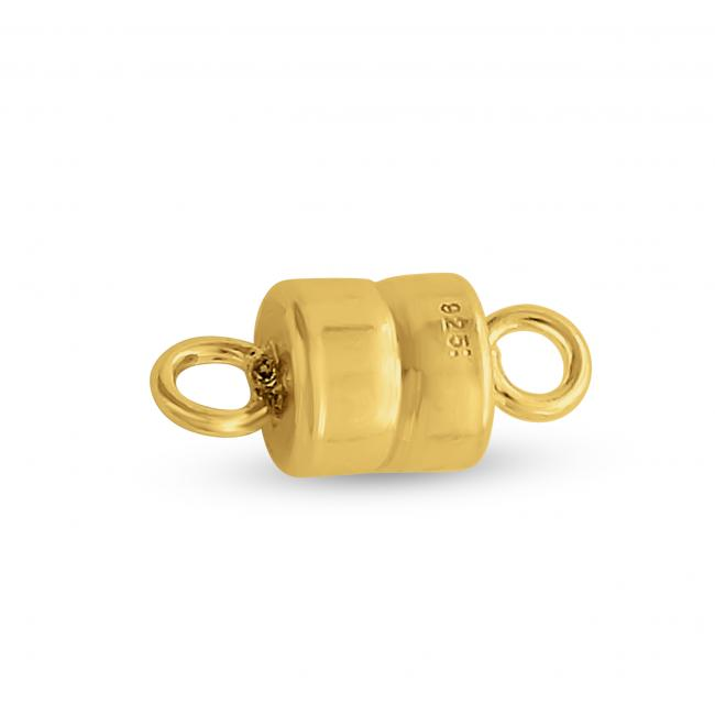 Gold plated magnetic Magnetic Clasps
