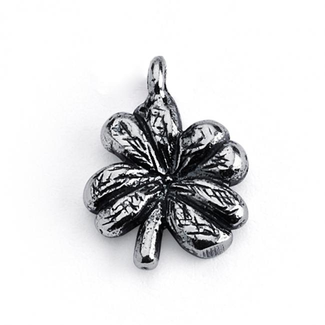 925 sterling silver necklace Lucky Four Leaf Clover Irish